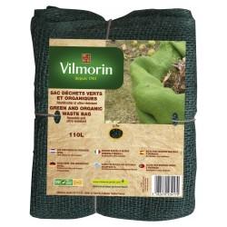 Vilmorin - Sac Déchets Vert - Jute