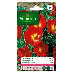 Vilmorin - Eschscholtzia Rouge