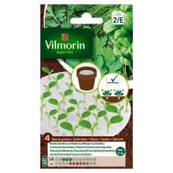 Vilmorin - Tapis de 4 Aromatiques, Vert