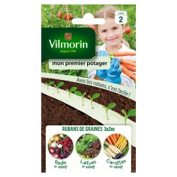 Vilmorin - Mon 1er Potager Ruban