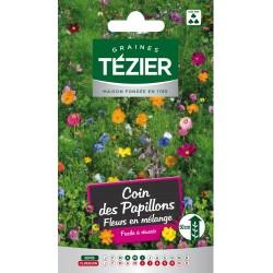 Tezier - Fleurs Coin des papillons -- Fleurs annuelles