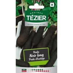 Tezier - Radis noir long poids horloge