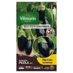Vilmorin - Graines d'Aubergine Picola