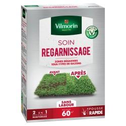 Vilmorin - Soins Regarnissage Universel 2-en-1, Vert 1 kg