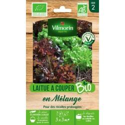 Vilmorin - Laitue à Couper en Mélange - Bio