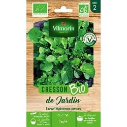Vilmorin - Cresson de Jardin Bio