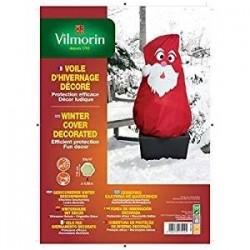 Vilmorin - Voile d'Hivernage décoré Père Noel