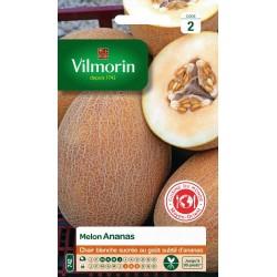 Vilmorin - Laitue Romaine Melon Ananas d'Amérique - CM