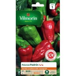 Vilmorin - Poivron Padron Cuisine du Monde