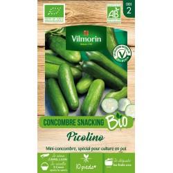 Vilmorin - Concombre Picolino Hf1 Bio