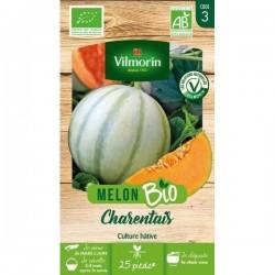 Vilmorin - Melon Charentais Bio