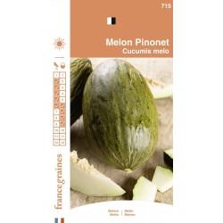 France Graines - Melon Pinonet