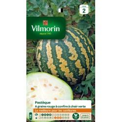 Vilmorin - Pastèque Graine Rouge Confire