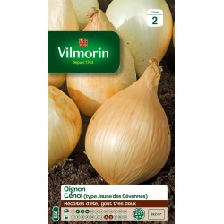 Vilmorin - Oignon Jaune Cenol Des Cévennes