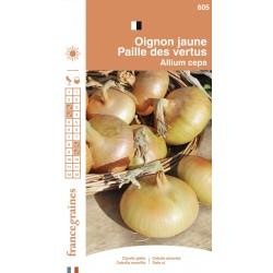 France Graines - Oignon Jaune des Vertus