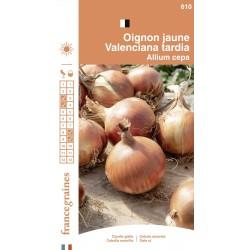 France Graines - Oignon Jaune Valencia Tardia
