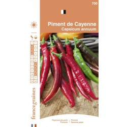 France Graines - Piment de Cayenne