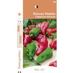 France Graines - Poivron Padron