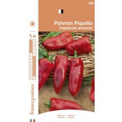 France Graines - Poivron Piquillo