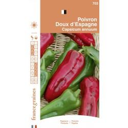 France Graines - Poivron Doux D'Espagne