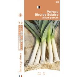 France Graines - Poireau Bleu de Solaise