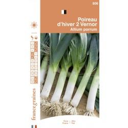 France Graines - Poireau D'Hiver Vernor