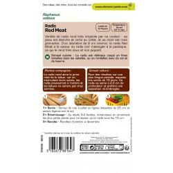 Vilmorin - Radis Red Meat