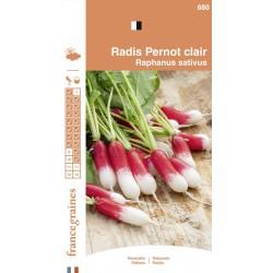 France Graines - Radis Pernot Clair