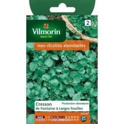 Vilmorin - Cresson de Fontaine a Larges feuilles