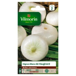 Vilmorin - Oignon blanc de Vaugirard (à épuisement)