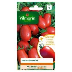 Vilmorin - Sachet graines Tomate Roma VF