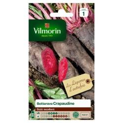Vilmorin - Betterave Rouge Crapudine Serie 1