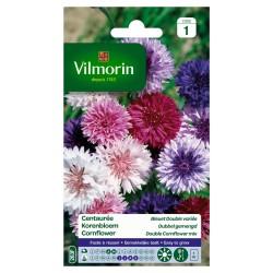 Vilmorin - Centaurée Bleuet Double Variée