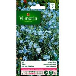 Vilmorin - Lin vivace bleu