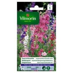Vilmorin - Pied d'Alouette Double Varie Serie 1