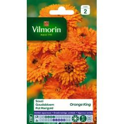 Vilmorin - Souci Orange King (orange)