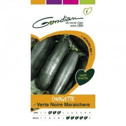 Gondian - Courgette Noire Maraichère