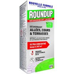 Roundup - Désherbant Concentré Allées Terrasses 800mL